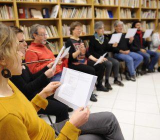 Portail culturel - Ateliers de lecture à voix haute