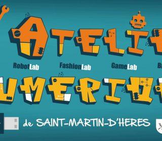 Portail culturel - Atelier numérique GameLab - Mois de laccessibilité