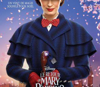 Portail culturel - LE RETOUR DE MARY POPPINS, dès 6 ans - MON CINÉ