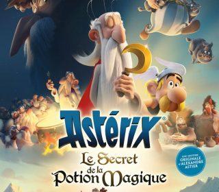 Portail culturel - ASTERIX, le secret de la potion magique - à MON CINÉ PAR TOUTATIS !