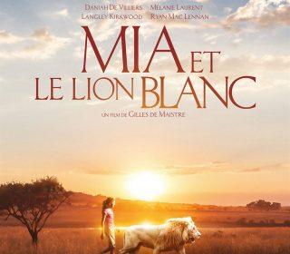 Portail culturel - MIA ET LE LION BLANC - dès 8 ans à Mon Ciné