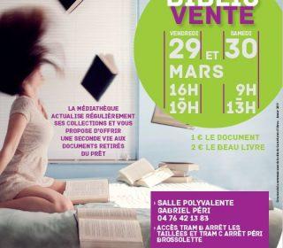 Portail culturel - BIBLIO VENTE les 29 et 30 mars