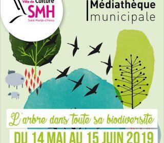 Portail culturel - EN ROUTE POUR LA BIO DIV - Expo, rencontre, lecture et atelier numérique dans les médiathèques