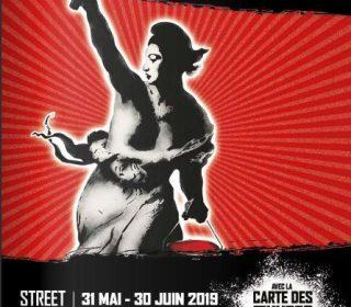 Portail culturel - STREET ART FESTIVAL ALPES GRENOBLE - Des artistes dans la ville du 31 mai au 30 juin...