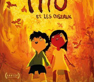 Portail culturel - TITO ET LES OISEAUX - les 5, 8 et 9 juin à Mon Ciné / dès 8 ans