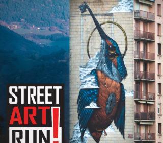 Portail culturel - STREET ART RUN,  balades culturelles et sportives ouvertes à toutes et tous !
