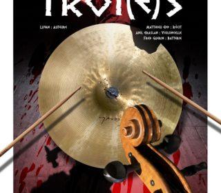 Portail culturel - [musique] TROI(E)S Cie Rebonds dhistoires, dès 12 ans - Festival des Arts du Récit