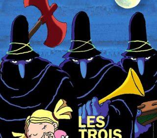 Portail culturel - LES TROIS BRIGANDS - Mardi 9 juillet 14h à Mon Ciné / dès 4 ans