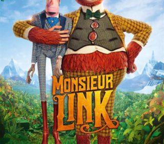 Portail culturel - MONSIEUR LINK - Merc. 26 et sam. 29 juin à Mon Ciné / dès 6 ans