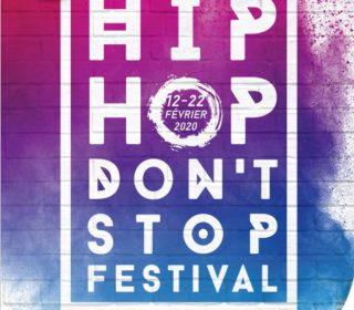Portail culturel - [danse] HIP HOP DONT STOP Festival du 12 au 22 fév. 2020