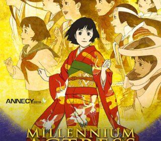 Portail culturel - MILLENNIUM ACTRESS de Satoshi Kon (version restaurée) à Mon Ciné