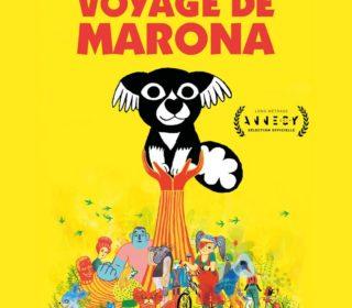 Portail culturel - ❤❤❤ LEXTRAORDINAIRE VOYAGE DE MARONA, dès 6 ans à Mon Ciné dès le merc. 22 janv.