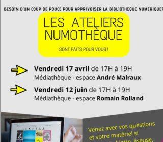 Portail culturel - [Tout public] ATELIER-DÉCOUVERTE de la Numothèque Grenoble-Alpes
