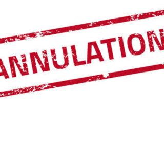 Portail culturel - [Actualité] ANNULATION des évènements culturels jusquau 18 avril 2020